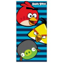 towel Angry Birds 140x70 coton