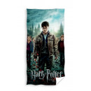 serviette bain Harry Potter 140x70 coton
