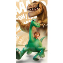 grossiste Serviettes de bain & Essuie: Bon dinosaure  serviette 140x70 100% coton