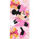 towel MIKI Minnie MOUSE 070 70X140 BAW.DIS