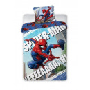Bedding 140x200 70x90 100% coton Spiderman