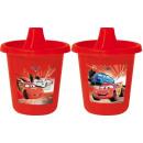 Travel Mug Cars 225 ml 2 pieces Disney