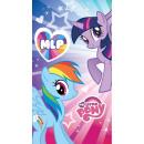 towel 50x90 MLP Ponies Pony 100% coton