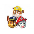 Masks Paw Patrol - 8 pieces.