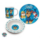wholesale Other: Paw Patrol 3 el  BOX Sleeping Ceramic Set