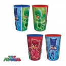 Plastic cup set 4 pack pj masks