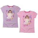T-Shirt CAMISETA Violetta 2 COULEURS
