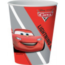 Water bottle with straw Cars 350 ml Disney