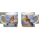 Mug Heaven Planes Sweet 300 ml Disney