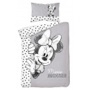 Baby mouse bedding Minnie 135x100 40x60 coton