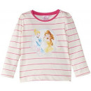 blouse Princess 2 models 3-6 years