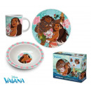Cuisine set 3 pièces VAIANA Disney