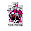 Bettwäsche Monster  High 160x200 70x80 022 PROMOTIO