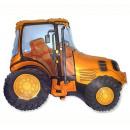 grossiste Articles de fête: Fleuret ballon  tracteur d'orange - 62 cm