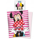 wholesale Licensed Products: bed linen Mouse  Minnie 14 140x20070x90 coton