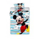 Baby Mouse bedding Mickey 135x100 40x60 coton