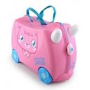 Großhandel Reise- und Sporttaschen: TRU-0126 N / 5/15  Reiten ein Koffer für ein Kind