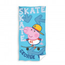towel Peppa the Pig 70/140