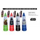 Lámpara de Star Wars altura de 15 cm, agitar y bri