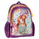 wholesale School Supplies: School backpack Winx Flora