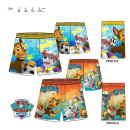wholesale Trousers: Summer bermuda  shorts Paw Patrol 3-6 years