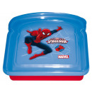 Container for breakfast Spiderman 14.3 x 14.5 cm