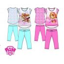 Großhandel Nachtwäsche: Schlafanzug  Mädchen Paw Patrol 3-6lat 100% Baumwol