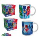 Ceramic mug PJMASK 23.7CL 2 colors