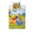 bed linen for crib 135x100 60x40 Winnie the Pooh