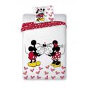 Ágynemű Minnie Mickey 160x200 70x80