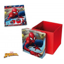 Piddle Spiderman toy box