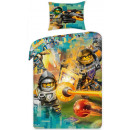 bed linen LEGO  Nexo Knight  140x200 70x90 100% ...