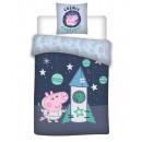 Baby bedding Peppa Pig pepa pig 135x100 40x60