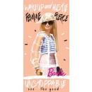 towel youth beach 140x70 Barbiecoton