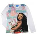 Vaiana T-Shirt GIRLS DIS VAI stock 12pcs