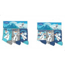 3er-Pack Socken Disney frozen OLAF 31-34