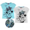 T-Shirt Minnie Mouse Disney sequins