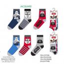 3pack Star Wars Socks 70% cotton 27-38