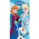 serviette frozen,  Disney 140x70 100% coton