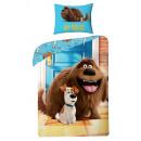 The Secret Life of Pets  bed linen 140x200 coton