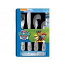 grossiste Articles sous Licence: Ensemble de couverts Paw Patrol NICKELODE 4 ...
