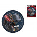 Wall Clock Disney Star Wars 25 cm