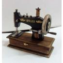 groothandel Vitrage & Gordijnen:Metaal naaimachine