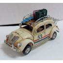 Volkswagen Beetle auto metal