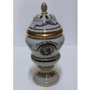 grossiste Pots de fleurs & Vases: Vase en porcelaine avec couvercle