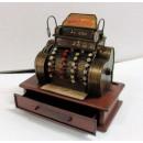 grossiste Décoration: caisse  enregistreuse en métal