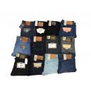 Großhandel Jeanswear: Levis Jeans Herren Marken Hosen Markenjeans Mix