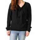 wholesale Shirts & Blouses: Women's Blouse Long Sleeve Top 3 Colors Clothe