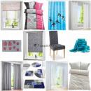 grossiste Tapis & Sols: Accueil Textiles  Mix - rideaux, tapis, drap