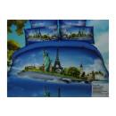 Großhandel Bettwäsche & Matratzen: Bettwäsche-Set von 3D-cy16062-1